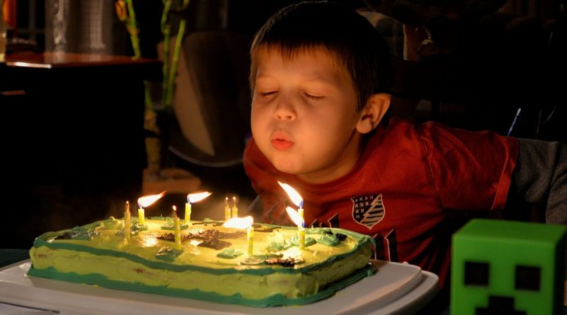 Kouzelník, skákací hrad nebo ohňostroj. Jak pozvednout dětskou oslavu na vyšší level?