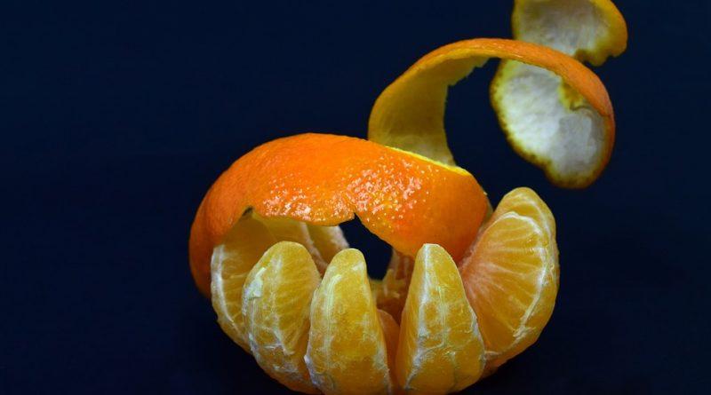 Mandarinkové slupky nevyhazujte. Můžou se ještě hodit